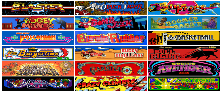 The Internet Archive's Free Online Arcade Gives You Over 900 Games