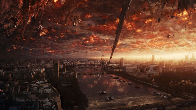 Here's What Those Landmark-Hating Aliens Will Be Destroying in Independence Day: Resurgence