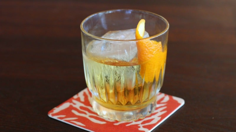 3-Ingredient Happy Hour: The Smoky Han Shot First