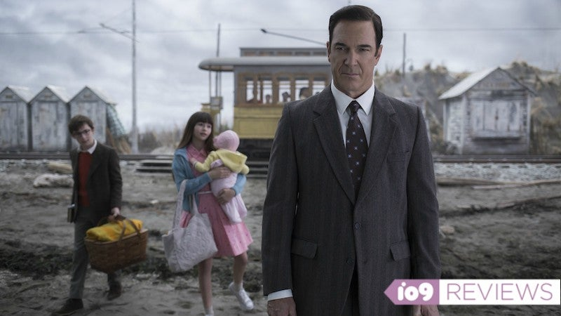 A Series Of Unfortunate Events Is Good But Depressing As Hell