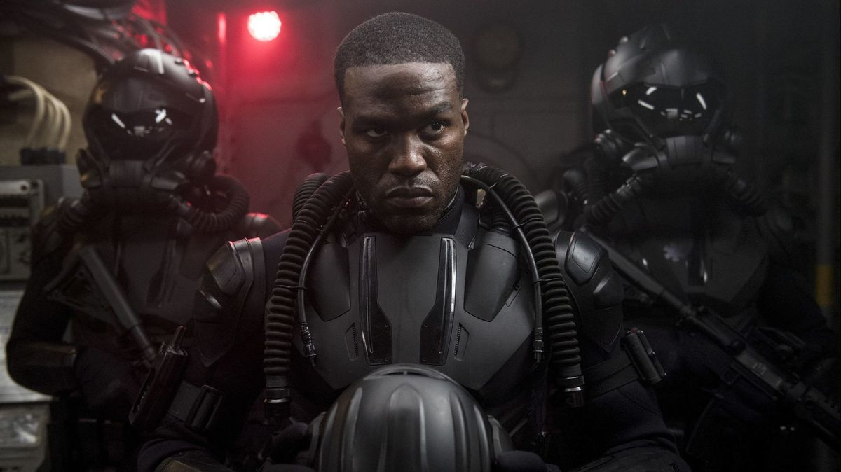 Our New Candyman Is Probably Aquaman's Yahya Abdul-Mateen II