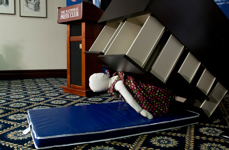 IKEA To Pay US Parents Of Kids Crushed By Falling Dressers $50 Million