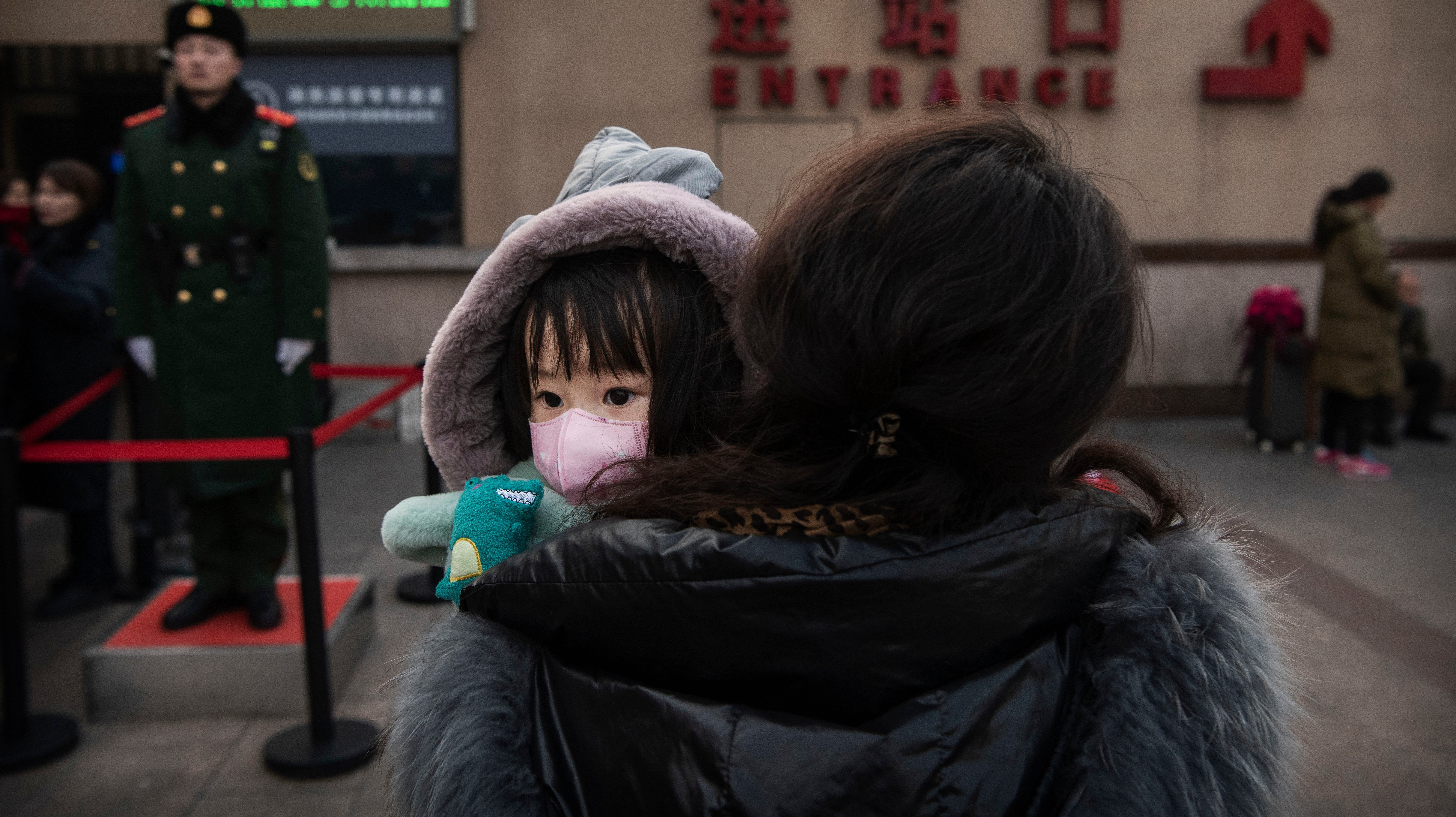 Hong Kong Closes Schools As Death Toll Rises Amid Coronavirus Outbreak