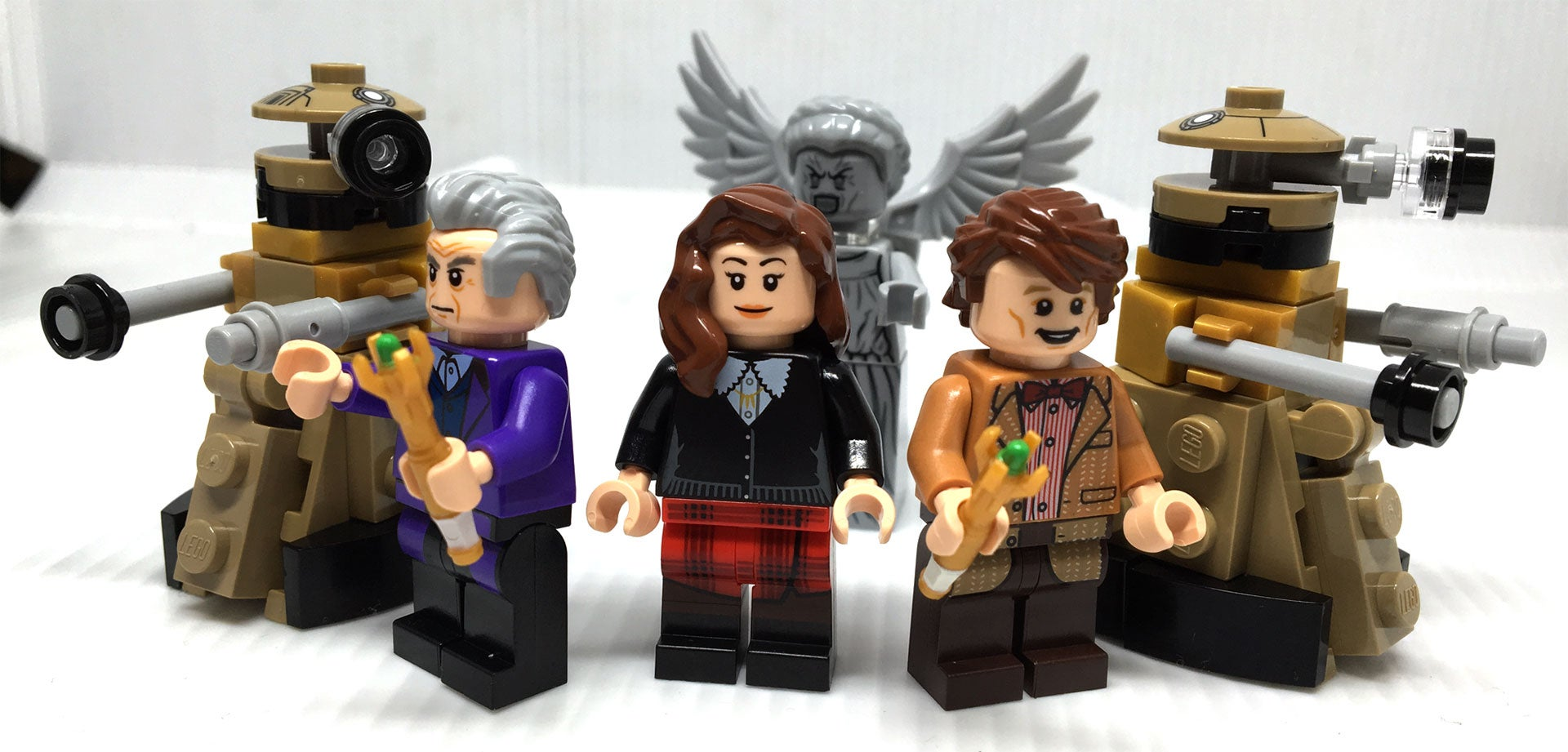 The Doctor Who Lego Set What Took You So Long Old Man