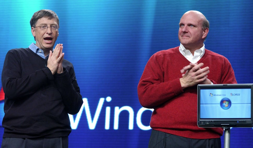 Bill Gates And Steve Ballmer Aren't BFFs Any More And It's All Thanks To Smartphones