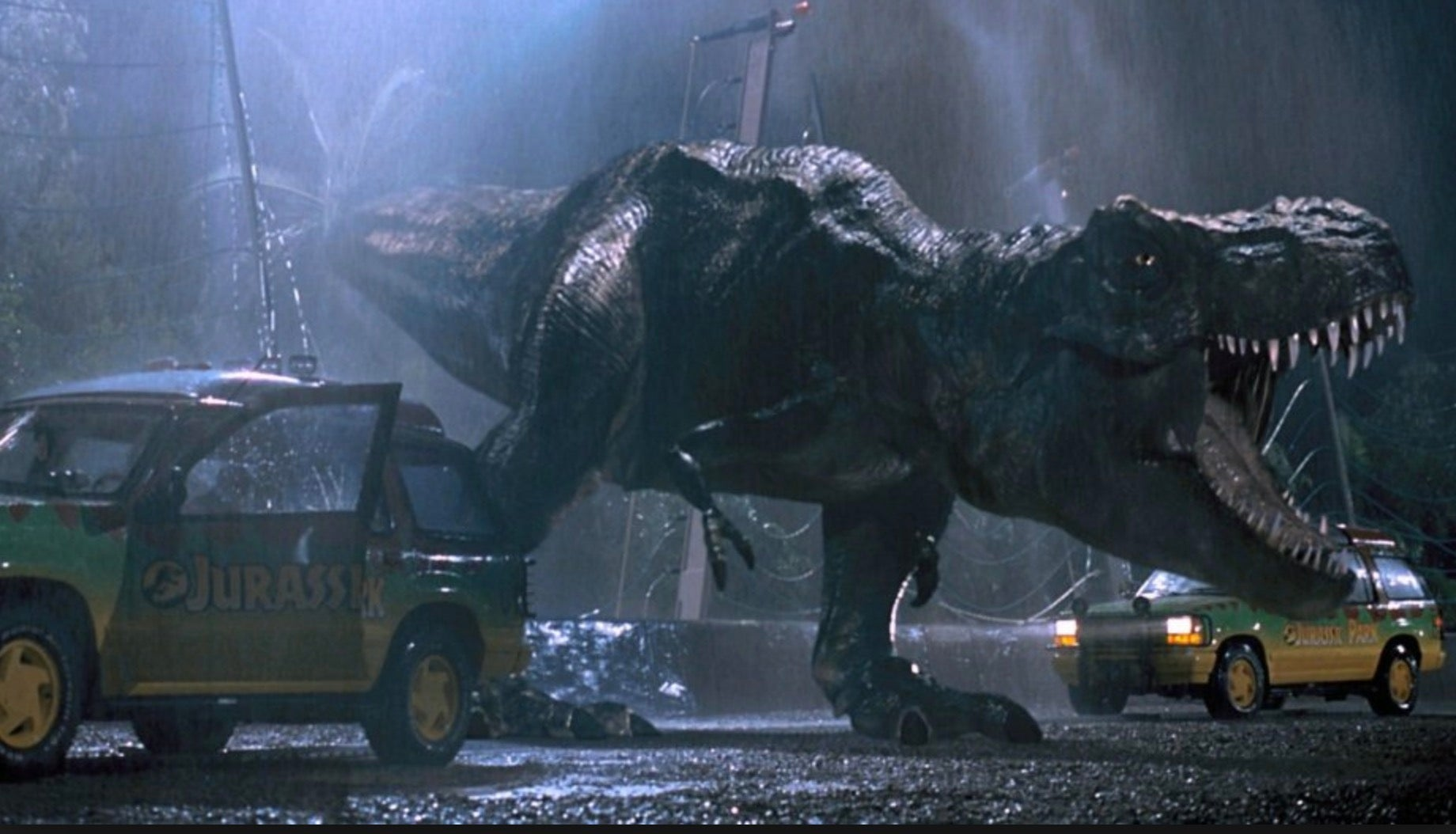 The 10 Best Moments In Jurassic Park, Ranked