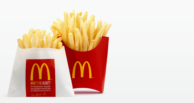 Everything That Goes Into A McDonalds French Fry
