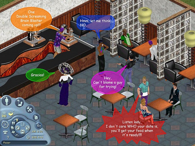 The Creepy, Surreal Apocalypse of The Sims Online