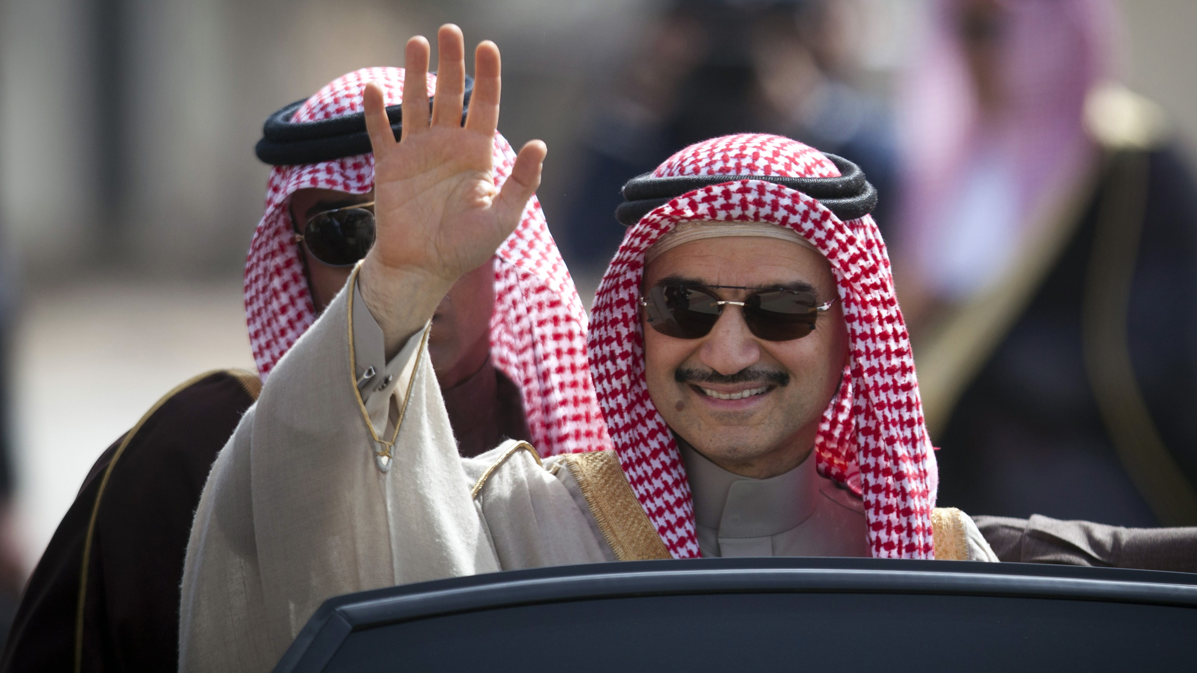 Prolific Tech Investor Saudi PrinceAlwaleed Bin TalalArrested On Corruption Charges