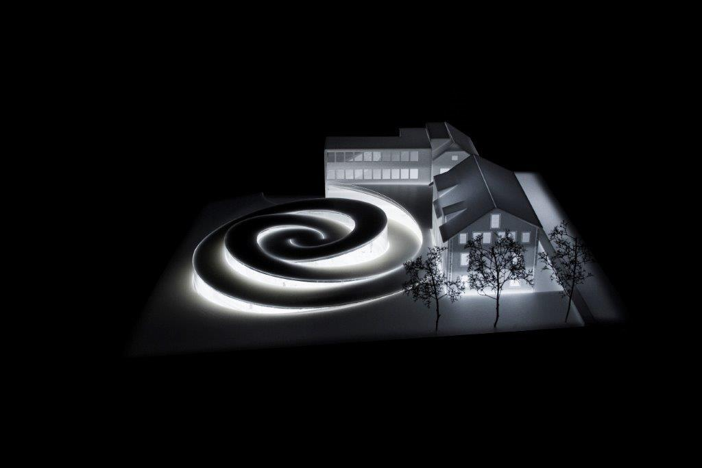 Audemars Piguet's New Watch Museum Looks Like Frozen Clockwork