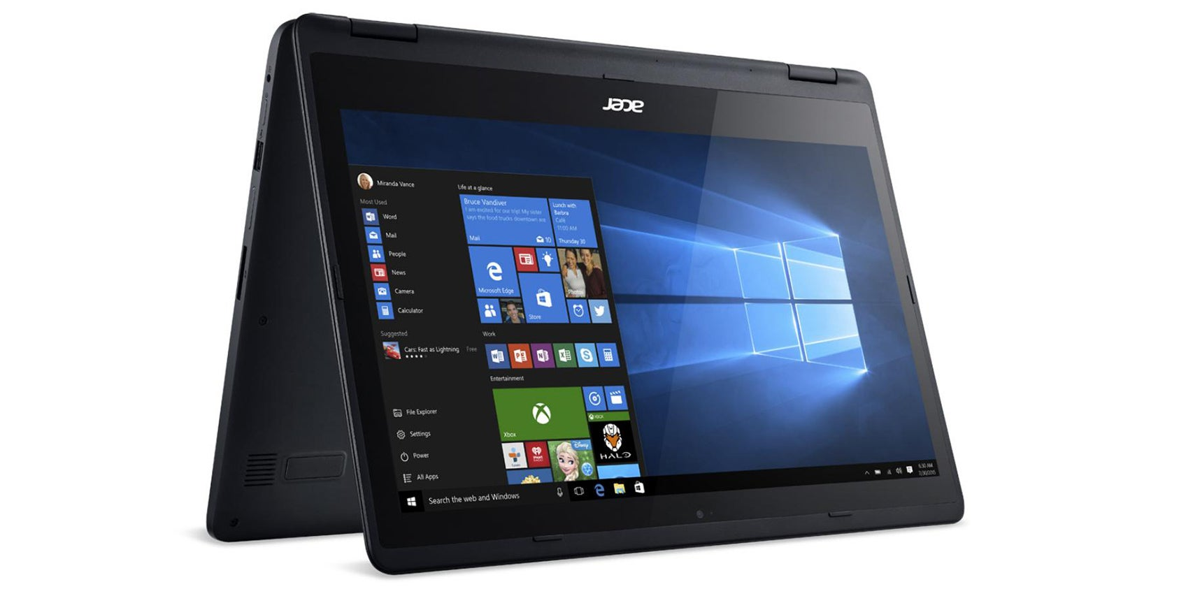 Acer's New All-in-One Has a Battery So You Can Use It Anywhere