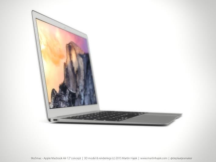 That Rumoured 12-Inch MacBook Air Could Be a Stunner