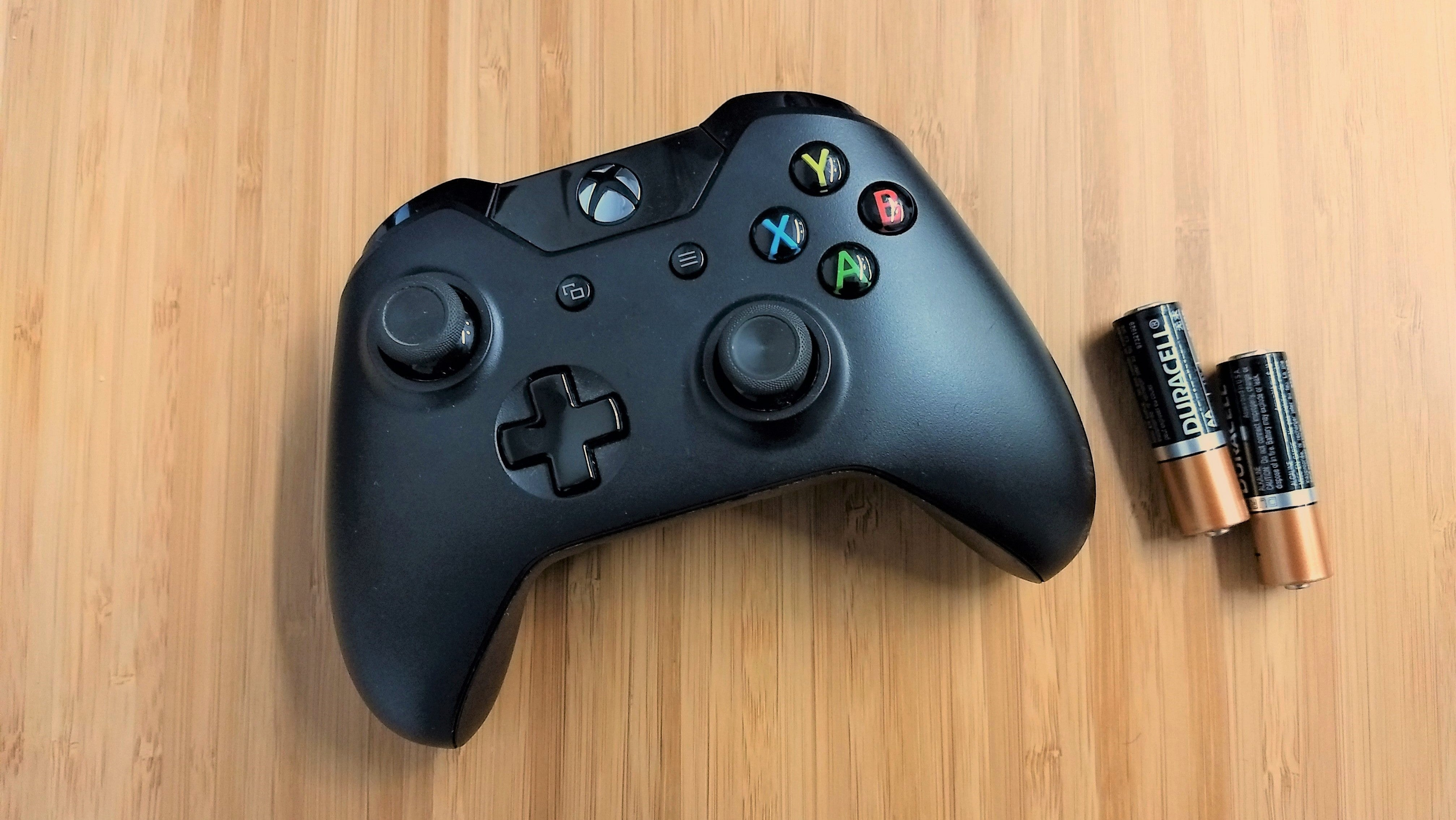 There Are Never Enough AA Batteries Around To Power My Xbox One Controller