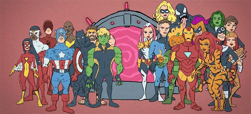 An Animated Explanation of Marvel's Deeply Confusing Civil War Story Arc