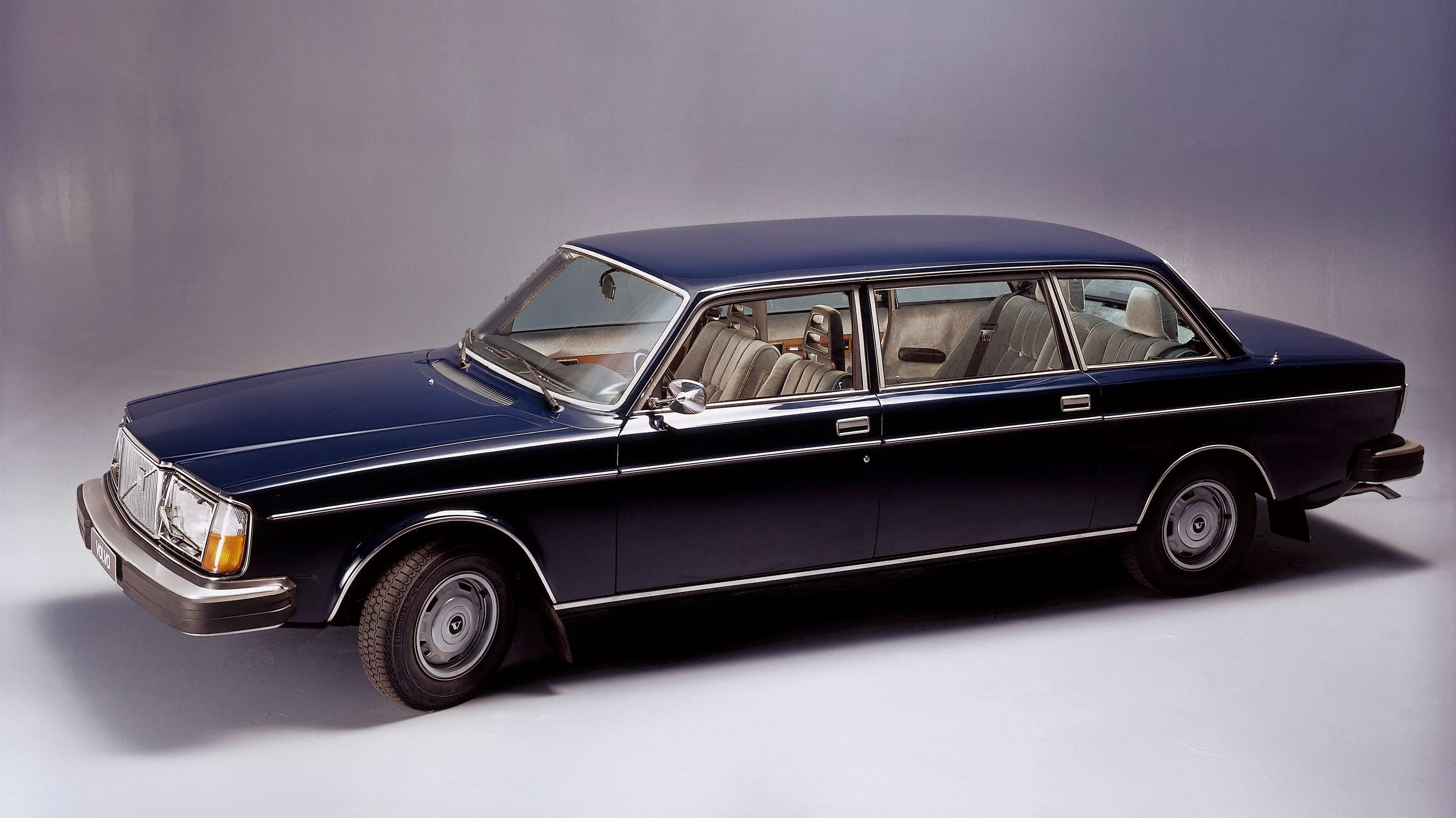The Time Volvo Limousines Were Built For East German Bureaucrats