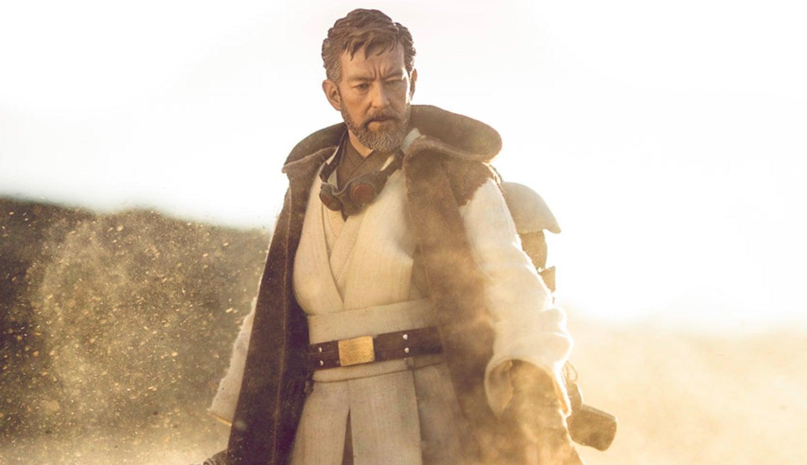 If An Obi-Wan Kenobi Movie Happens, He'll Probably Look Like This