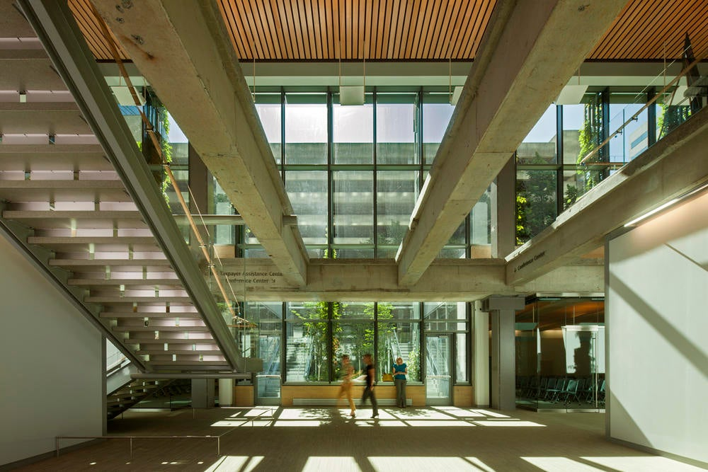 The Tech That Powers Six of the Greenest Buildings of 2014
