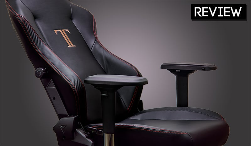 Secretlab Titan Review A Big Gaming Chair For Big Gaming