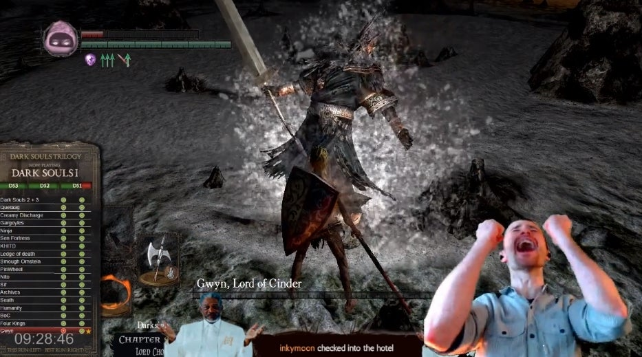 Dark Souls Expert Beats Entire Series Without Getting Hit