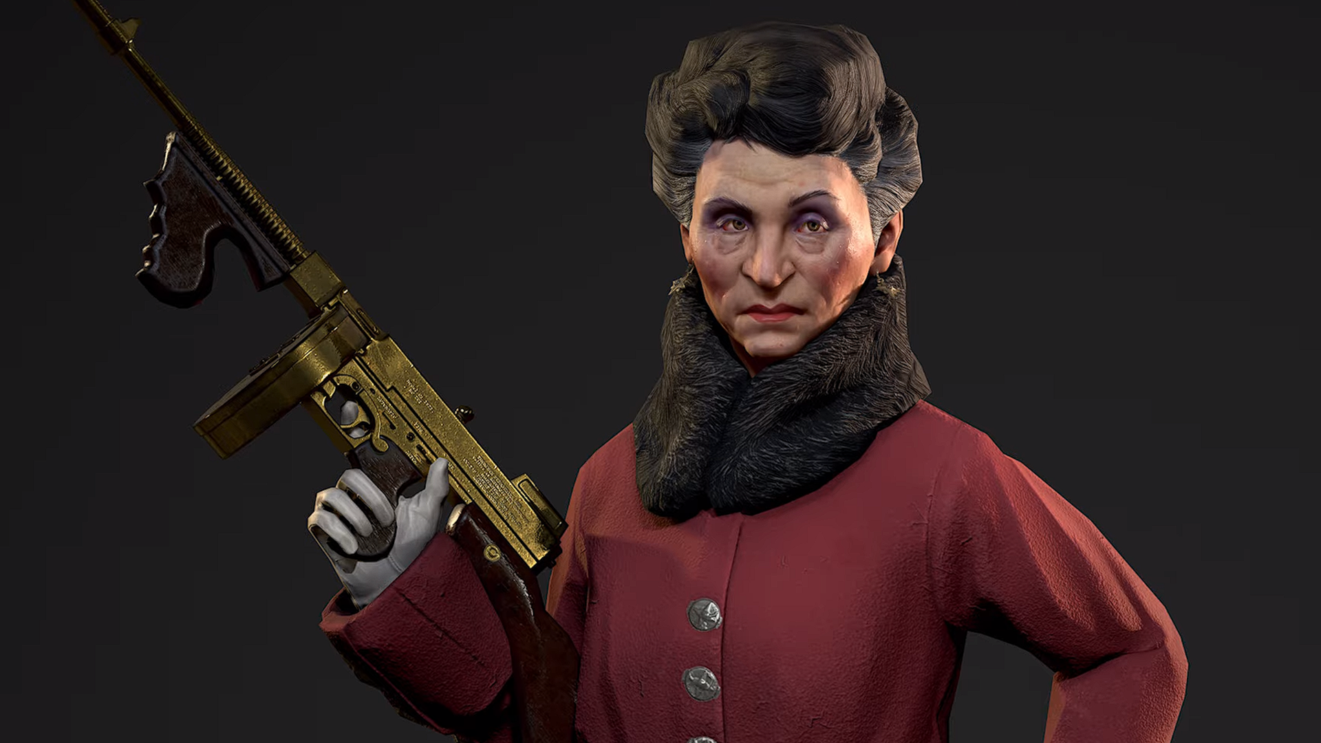 Empire Of Sin Features John Romero's Great-Grandmother, Who Was A Crime Boss In The 1920s