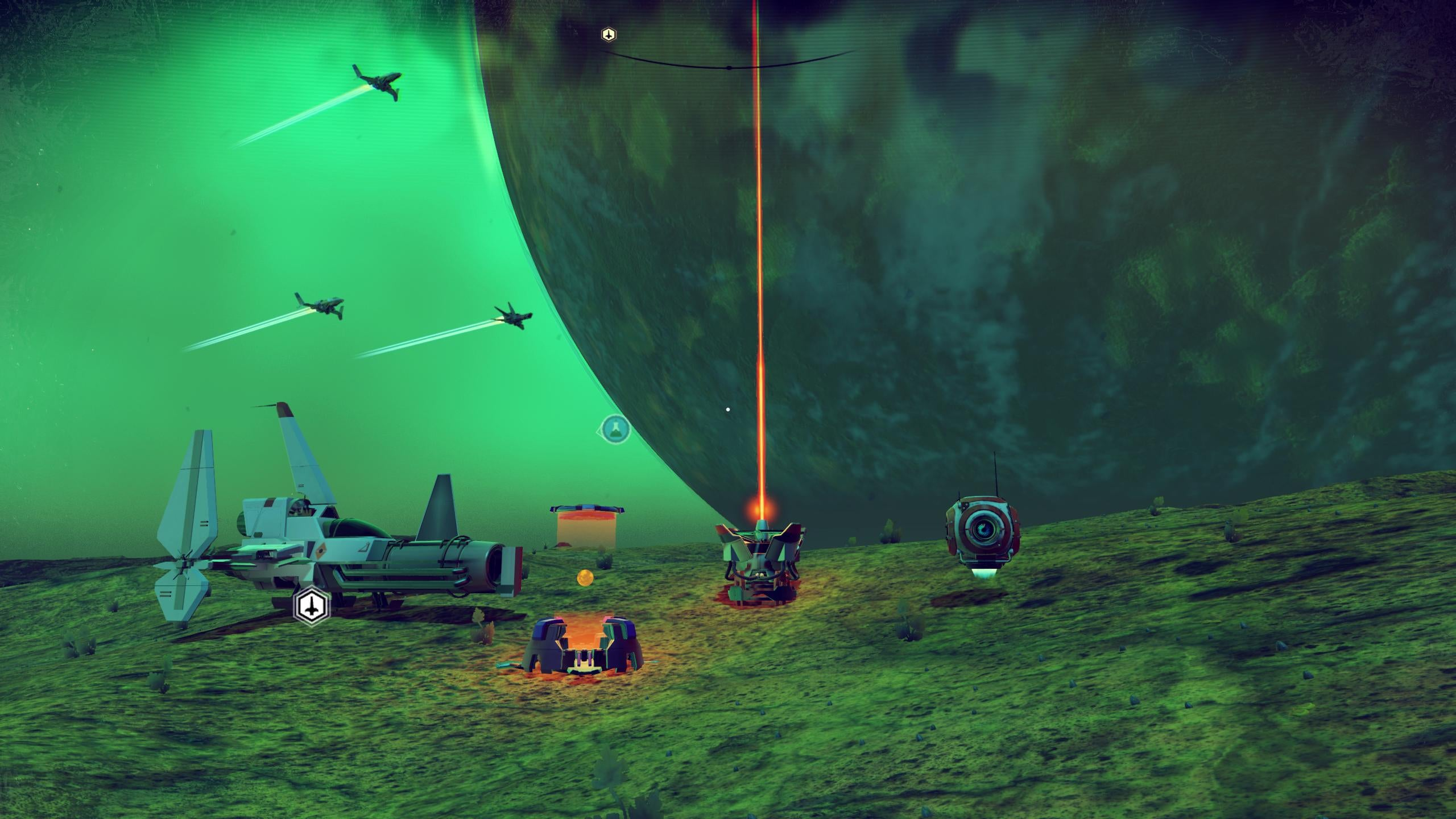 No Man's Sky's New Update Makes The Game Much More Grounded