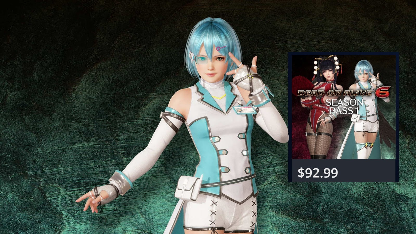 The FirstDead Or Alive 6Season Pass Costs $135