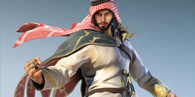 Tekken 7 Is Getting Series' First Saudi Arabian Character, 'Shaheen'
