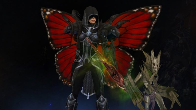Diablo III's Next Patch Is All About Cosmetics