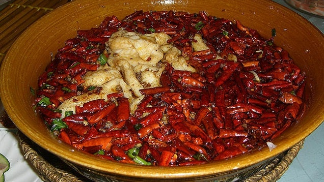 Save a Dish That's Too Spicy by Adding Some Acid
