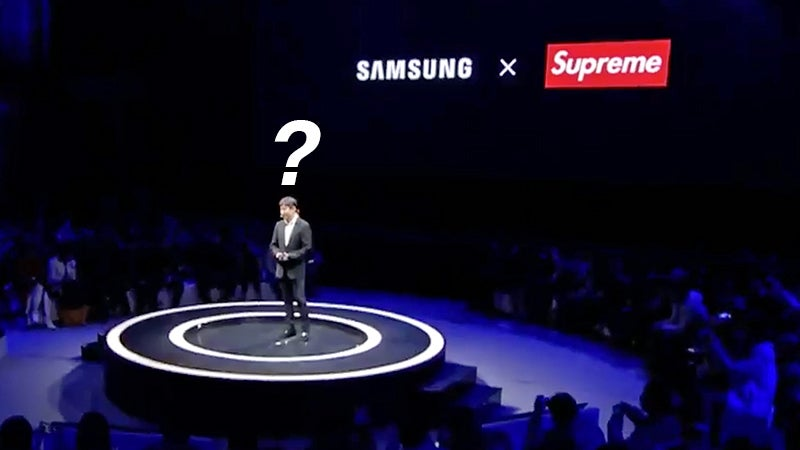 Samsung Now 'Re-Evaluating' That Controversial Collab With The Fake Supreme