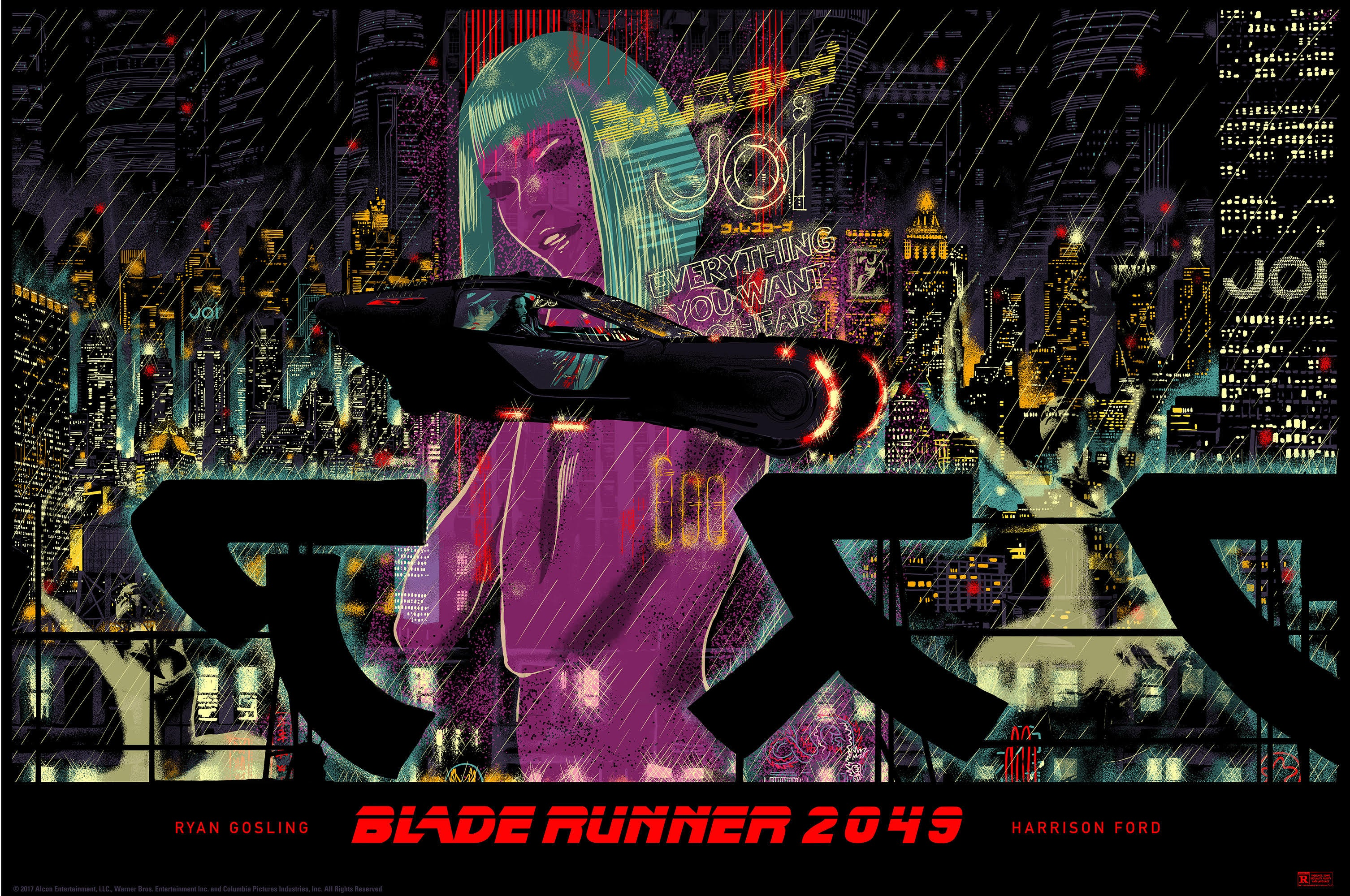 Movie Review — 'Blade Runner 2049′