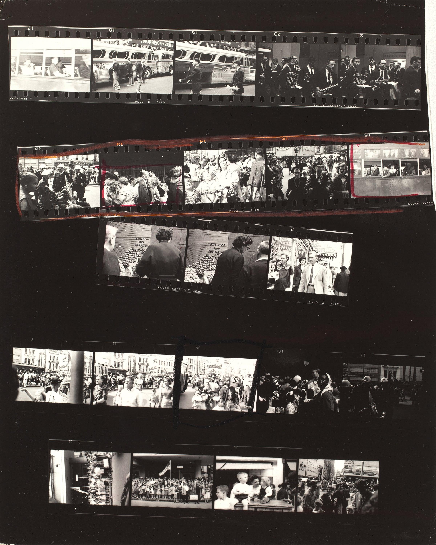 Sift Through Hundreds of Images by Legendary Photographer Robert Frank