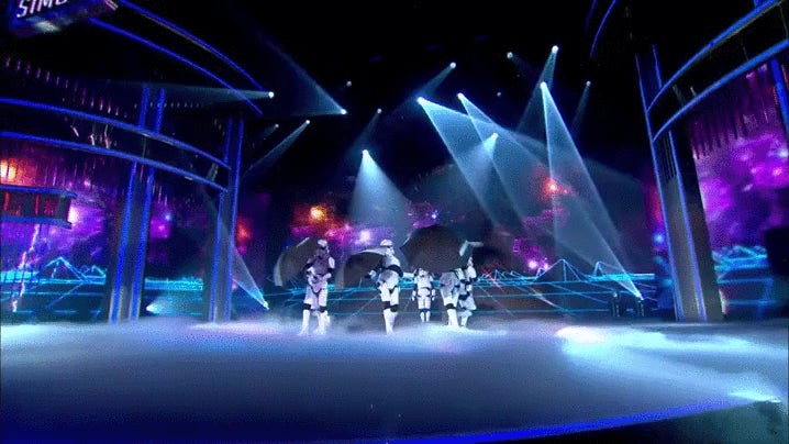 Boogie Storm Re-Invades Britain's Got Talent