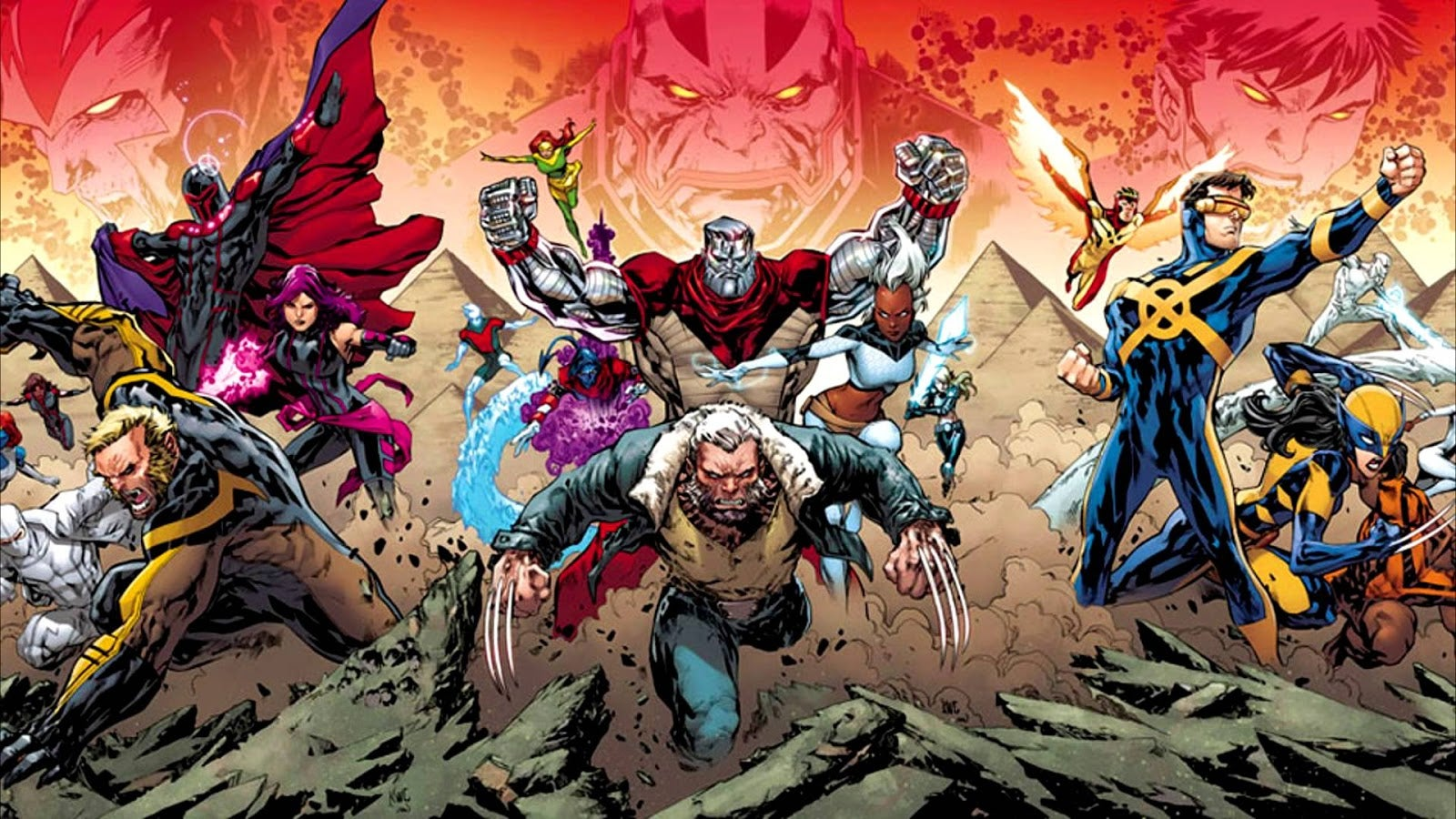 X Men Characters Comic Why Are Marvel's X-Men...