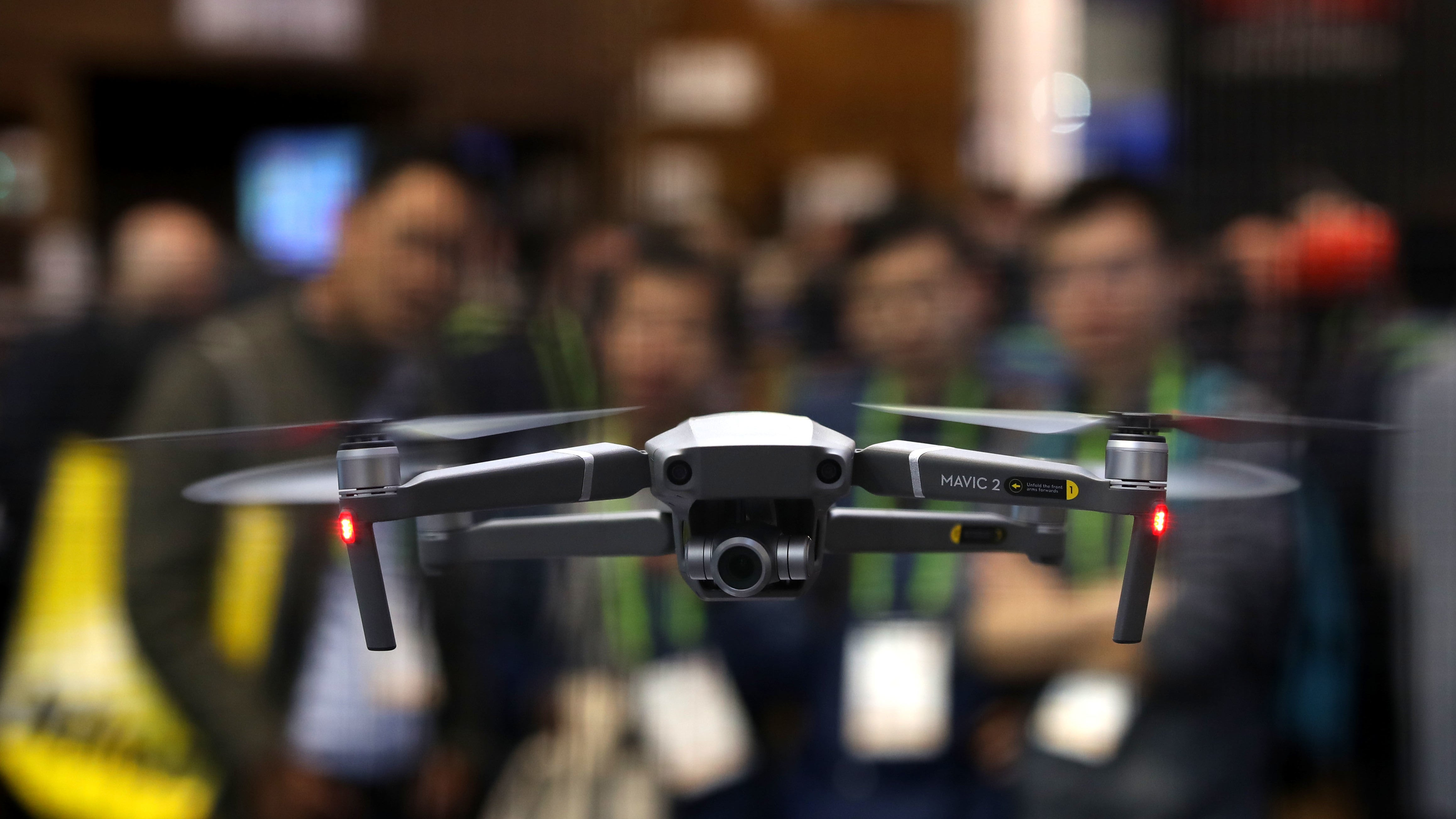 New Batch Of Drone Rules May Soon Allow Flying Over Crowds