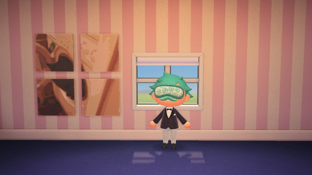 Here's How To Exhibit Your Own Photos In Animal Crossing: New Horizons