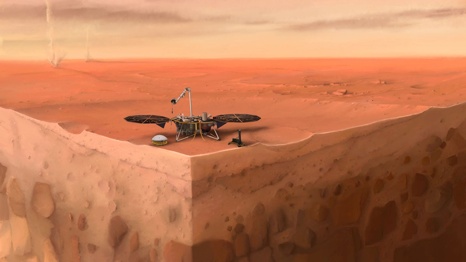 There's A Lot More Happening Inside Mars Than We Knew