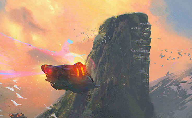 Here's All the Science Fiction, Fantasy and Horror Books That Will Blow Your Mind This May