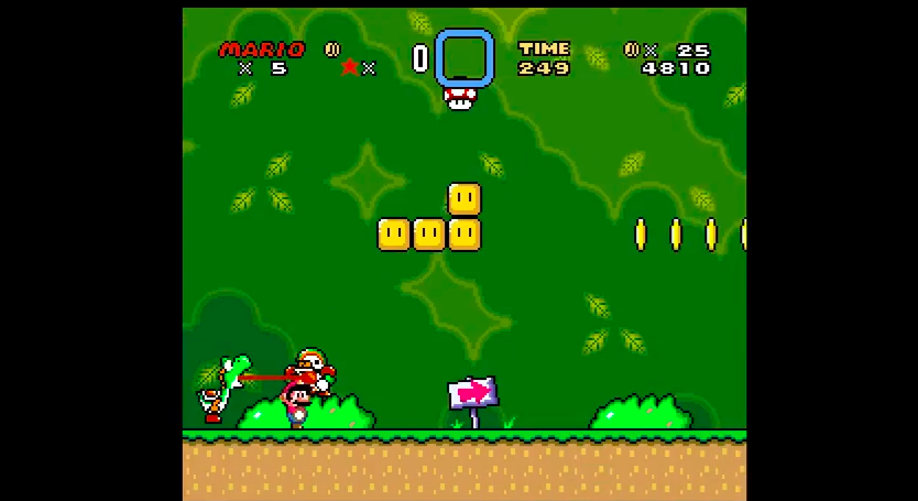 How To Pull Off Super Mario World's Most Incredible Glitch