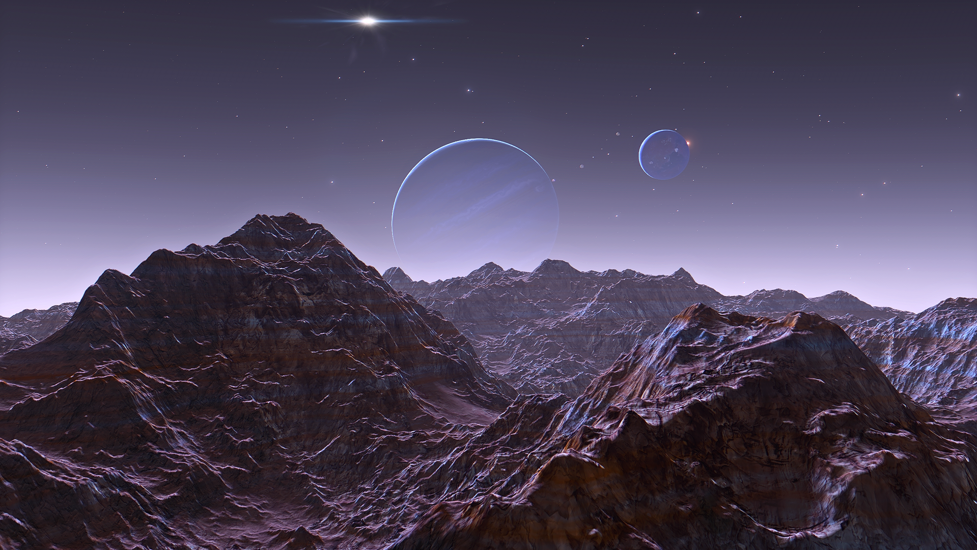 Explore The Universe With SpaceEngine