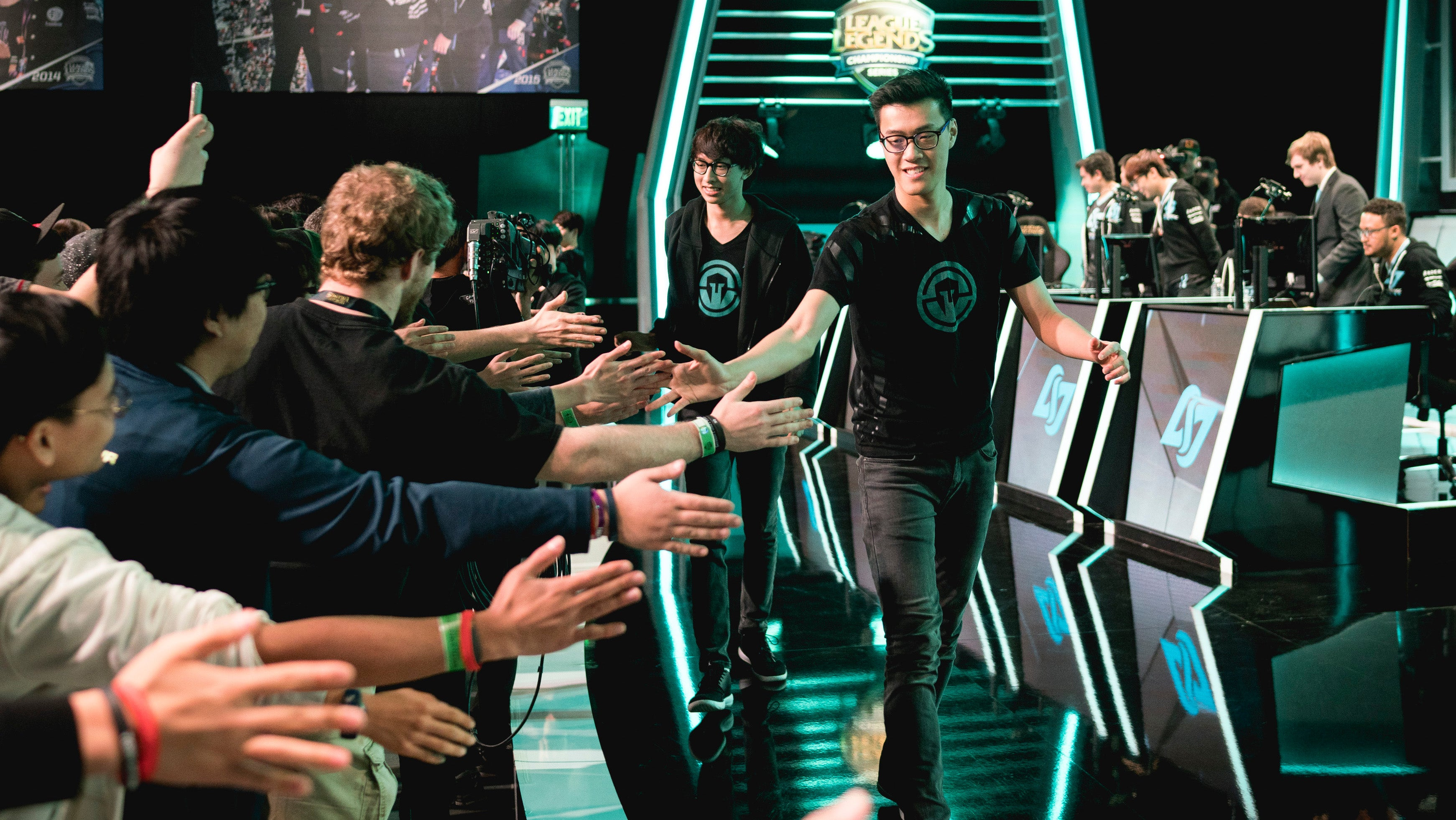 At 7-0, North America's Best League Of Legends Team Has Nothing To Prove
