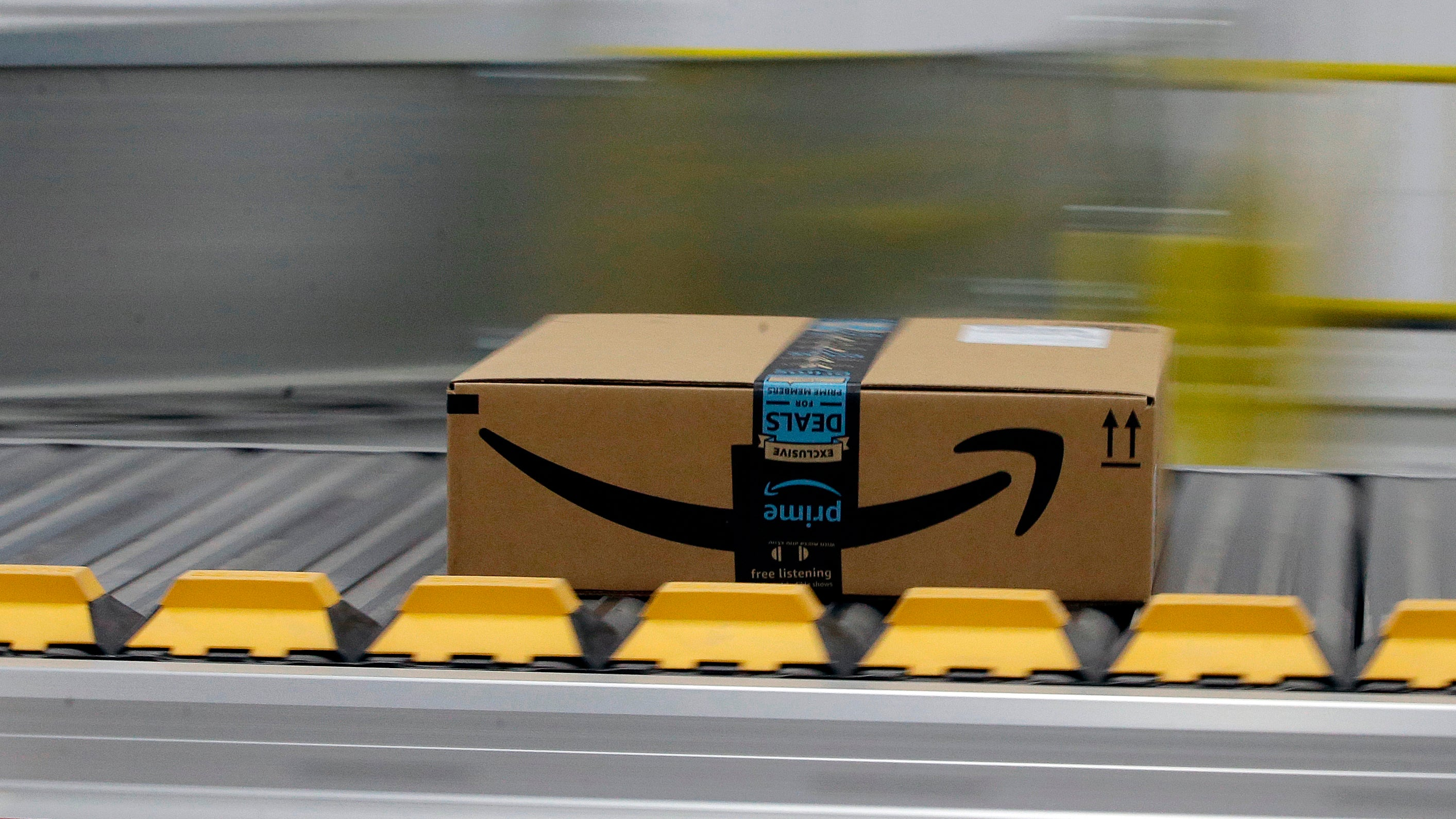 Amazon Sued By Former Human Resources Administrator For Alleged 'Unlawful Employment Practices'