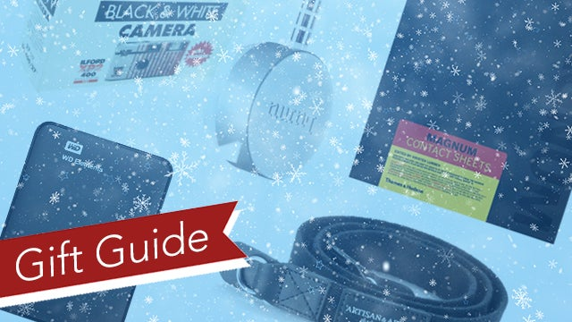 Gift Guide: 6 Gifts For The Photography Buff