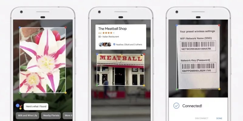 How To Use Google Lens In Your Pixel Or Nexus' Camera App