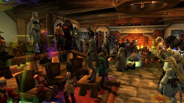 Ten Great World of Warcraft Inns