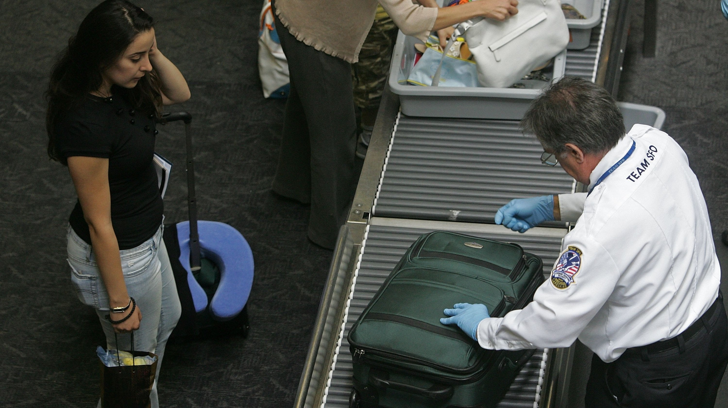 Use This Trick To Get A Bottle Of Water Through US Airport Security