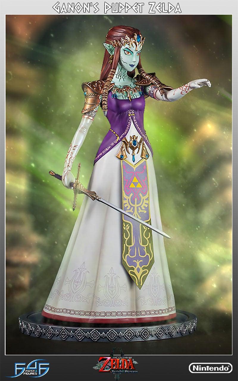 New Zelda Statue Captures The Princess In Her Most Disturbing Moment