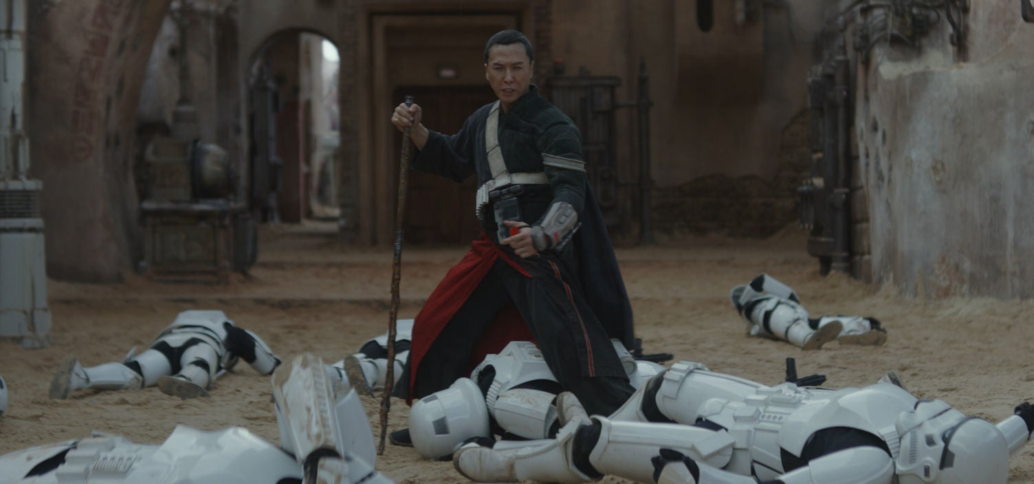 The First Script For Rogue One Had A Completely Different Ending