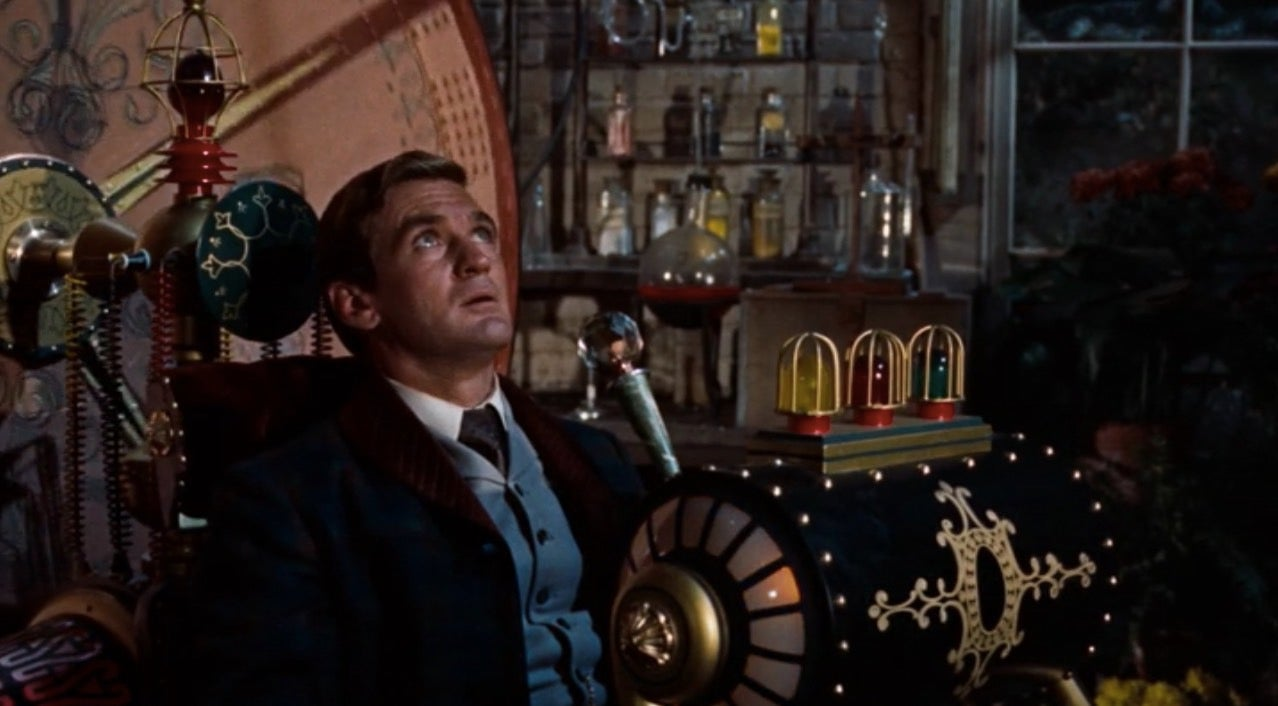 Now The Director Of It Has Signed On To Remake The Time Machine