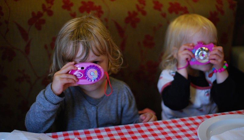 Save Money At Restaurants By Having Kids Split A Grown-Up Meal